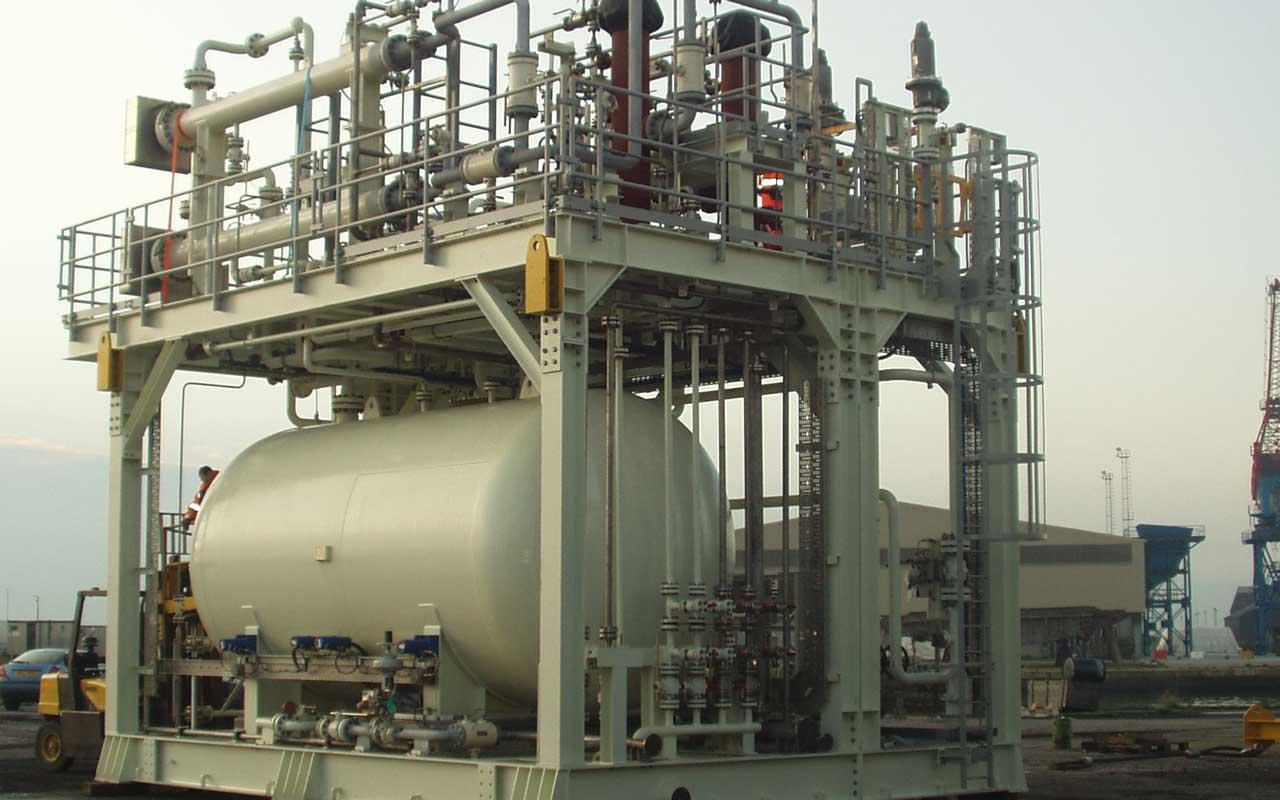 Установки подготовки нефти и газа (УПНиГ)